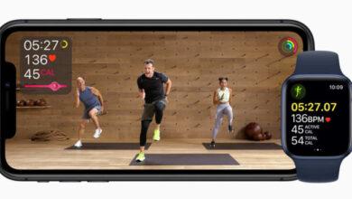 Photo of Así es el nuevo servicio de Apple para entrenar desde casa con clases virtuales