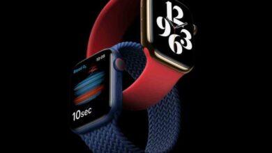 Photo of Llega la nueva generación de relojes inteligentes de Apple, con nuevos sensores, correas, y más