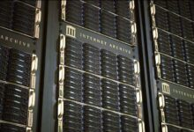Photo of The Internet Archive ya ha alcanzado los 90 petabytes y sigue creciendo