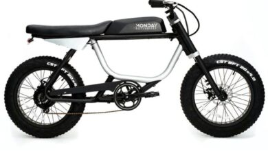 Photo of Bicicleta eléctrica Anza, modelo económico y de gran utilidad para recorrer la ciudad