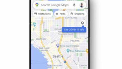 Photo of Google Maps ya cuenta con su capa de nivel de incidencias por Covid-19 en el mundo
