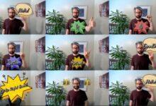 Photo of Cómo generar palabras al estilo cómic en tus videollamadas