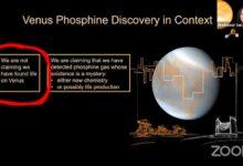 Photo of No, qué va, no hemos encontrado vida en Venus… tan siquiera indicios