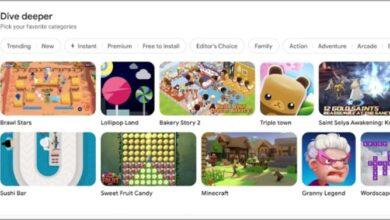 Photo of Así puedes descubrir juegos gratuitos y sin anuncios en Google Play Games