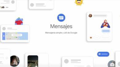Photo of Mensajes de Google podrá eliminar mensajes SMS con códigos temporales en 24 horas