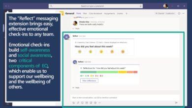 Photo of Microsoft Teams suma nuevas funciones para el aprendizaje socioemocional