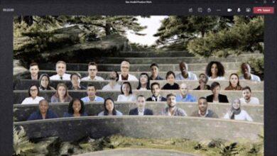 Photo of Microsoft Teams contará con nuevas escenas para las sesiones de videoconferencias