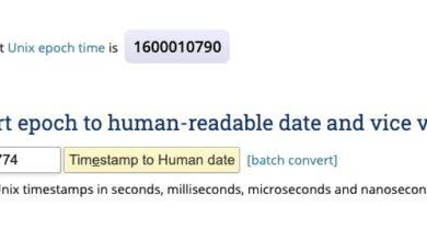 Photo of El «Tiempo Unix» ha pasado de 1.600 millones de segundos