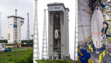 Photo of El cohete Vega está listo para volver al servicio con un lanzamiento compartido de más de 50 satélites