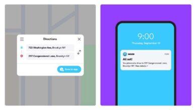 Photo of Waze ahora permite enviar indicaciones de viaje desde el ordenador al móvil
