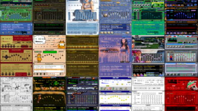 Photo of El Museo de las Skins de Winamp: una joya histórica del tuneo de interfaces