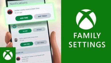 Photo of App de control parental para Xbox, ya es oficial