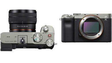 Photo of Sony presenta la Cámara de fotograma completo más pequeña y ligera