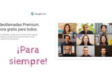 Photo of Google Meet será gratis para siempre, para todos
