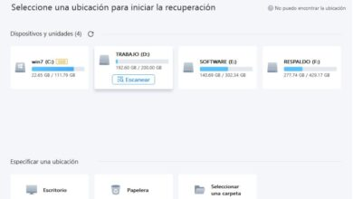 Photo of EaseUS Data Recovery Wizard, Software para recuperación de datos