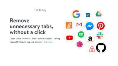 Photo of Tabby, una extensión que cerrará las pestañas del navegador por ti