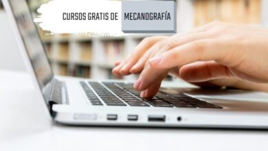Photo of Cursos gratis para aprender mecanografía