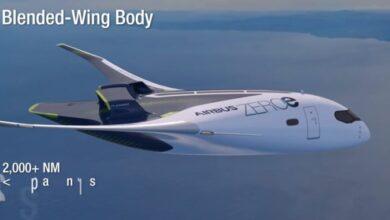 Photo of Airbus presenta 3 aviones eléctricos, aunque de momento solo son prototipos