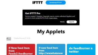 Photo of IFTTT lanza versión Pro, con 3 applets máximos para los gratuitos