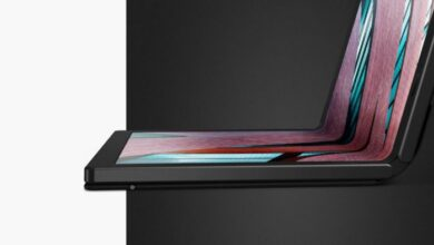 Photo of Lenovo presenta su portátil con pantalla plegable
