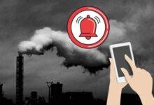 Photo of Los móviles podrán detectar la polución del aire