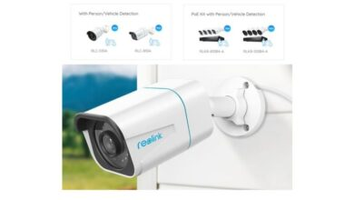 Photo of Reolink presenta nuevas cámaras con detección inteligente