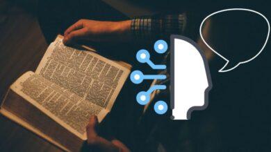 Photo of Jesús IA, proyecto basado en inteligencia artificial que crea un versículo inspirado en la Biblia