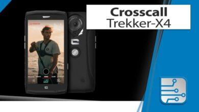 Photo of Crosscall Trekker X4, lo sumergimos y lo golpeamos para ver su resistencia