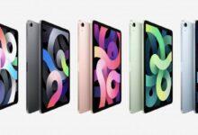 Photo of Conoce el nuevo iPad Air modelo 2020 y el iPad de 8va de generación #AppleEvent