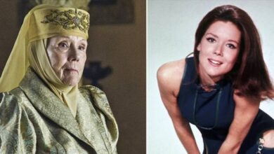 Photo of Game of Thrones: muere la legendaria actriz Diana Rigg recordada igual por The Avengers