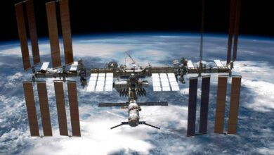 Photo of Astronautas de la Estación Espacial Internacional repararon la noche del lunes una nueva fuga registrada en la nave
