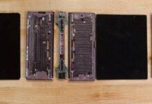 Photo of Video: Samsung Galaxy Z Fold 2 es desarmado por completo y muestra sus entrañas
