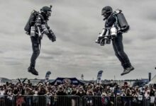 Photo of Reino Unido prueba un jet suit de rescate: tendría un valor de casi 500 mil dólares
