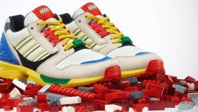 Photo of LEGO x Adidas Originals ZX8000 por fin se muestran a detalle con todo y bloques