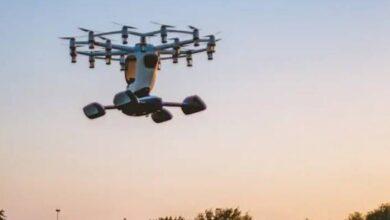 Photo of Hexa: la nave personal que vuela como un dron y cuesta medio millón de dólares