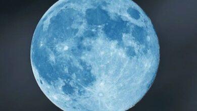 Photo of La Luna no es totalmente gris y estas fotografías lo demuestran