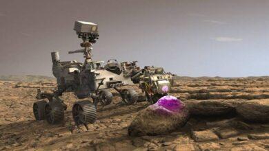 """Photo of El Rover Perseverance que va rumbo a Marte tiene la intención de """"cazar"""" fósiles en el planeta rojo"""