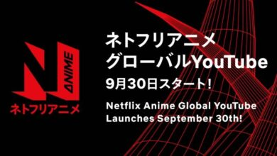 Photo of Netflix ofrecerá anime gratis a través de youtube en todo el mundo