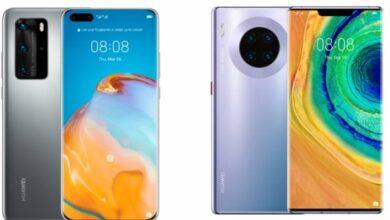 Photo of Huawei: estos son sus mejores celulares en lo que va en 2020