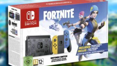 Photo of Fortnite: se lanzará edición especial de consola Nintendo Switch inspirada en el juego