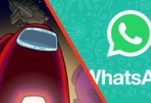 Photo of WhatsApp: aquí puedes descargar los stickers de Among Us