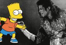 Photo of Los Simpson: Michael Jackson y Bart interpretan una canción que seguramente no conoces