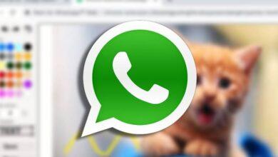Photo of WhatsApp Web: te decimos cómo agregar Paint al servicio en línea