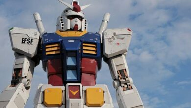 Photo of Gundam: el robot gigante japonés logró dar sus primeros pasos en la vida real