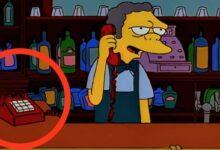 Photo of Los Simpson: el número telefónico de la taberna de Moe tiene un mensaje oculto