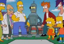 Photo of Los Simpson: estos son los siete mejores crossovers en la historia de la serie
