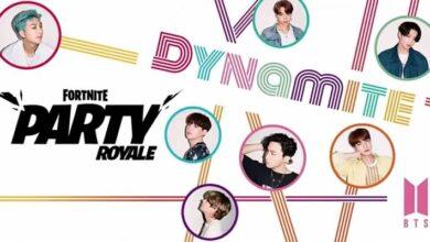 Photo of Fortnite: ¿a qué hora es el concierto de BTS para presentar Dynamite?
