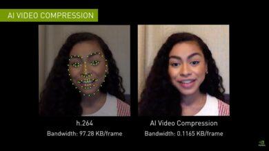 Photo of La nueva IA de NVIDIA promete hacer casi perfectas las videoconferencias: más resolución, menos ruido, traducción…