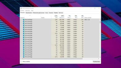 Photo of Microsoft explica por qué al abrir una pestaña en Edge se ejecutan tantos procesos diferentes