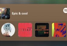 Photo of Spotify estrena sus widgets para iOS 14 y iPadOS 14